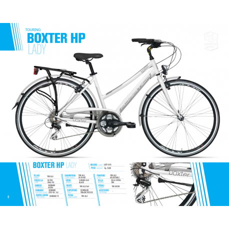 BOXTER HP Lady